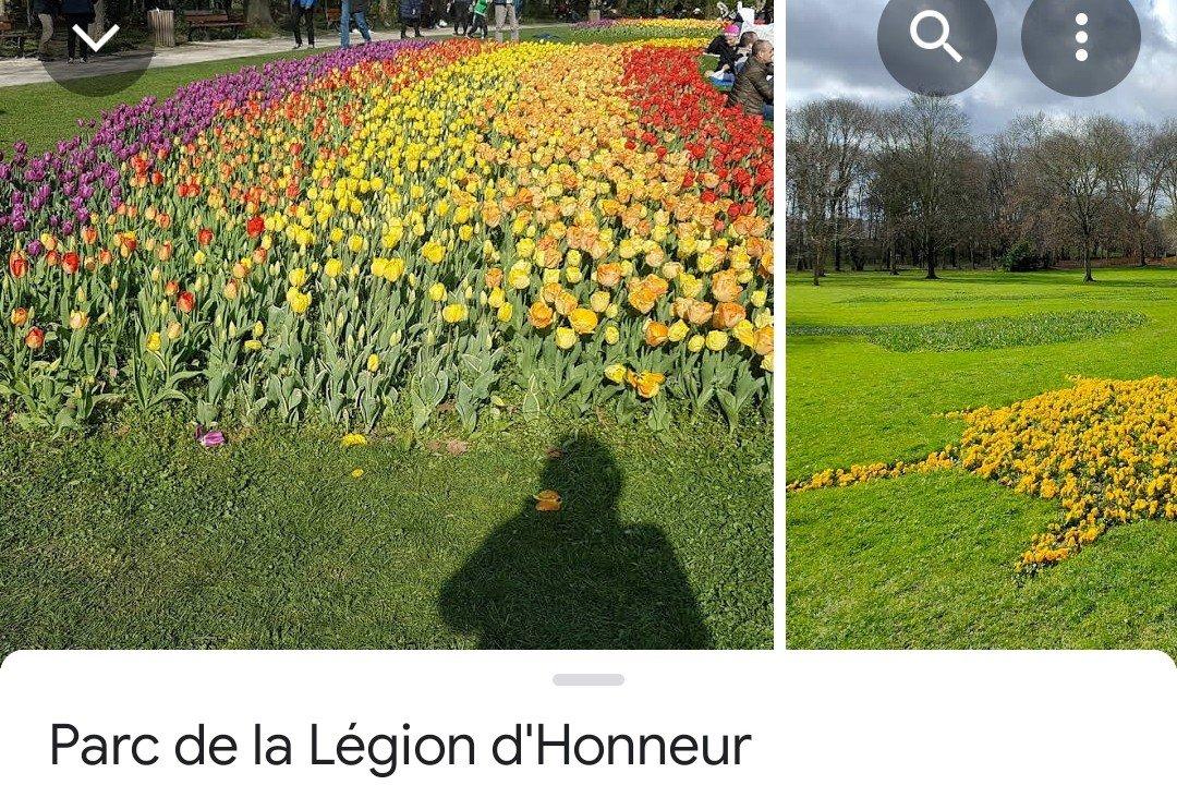 Parc de la Légion d'Honneur