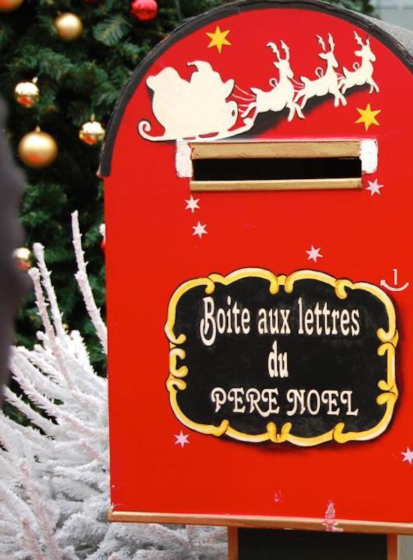 la defense圣诞集市打卡