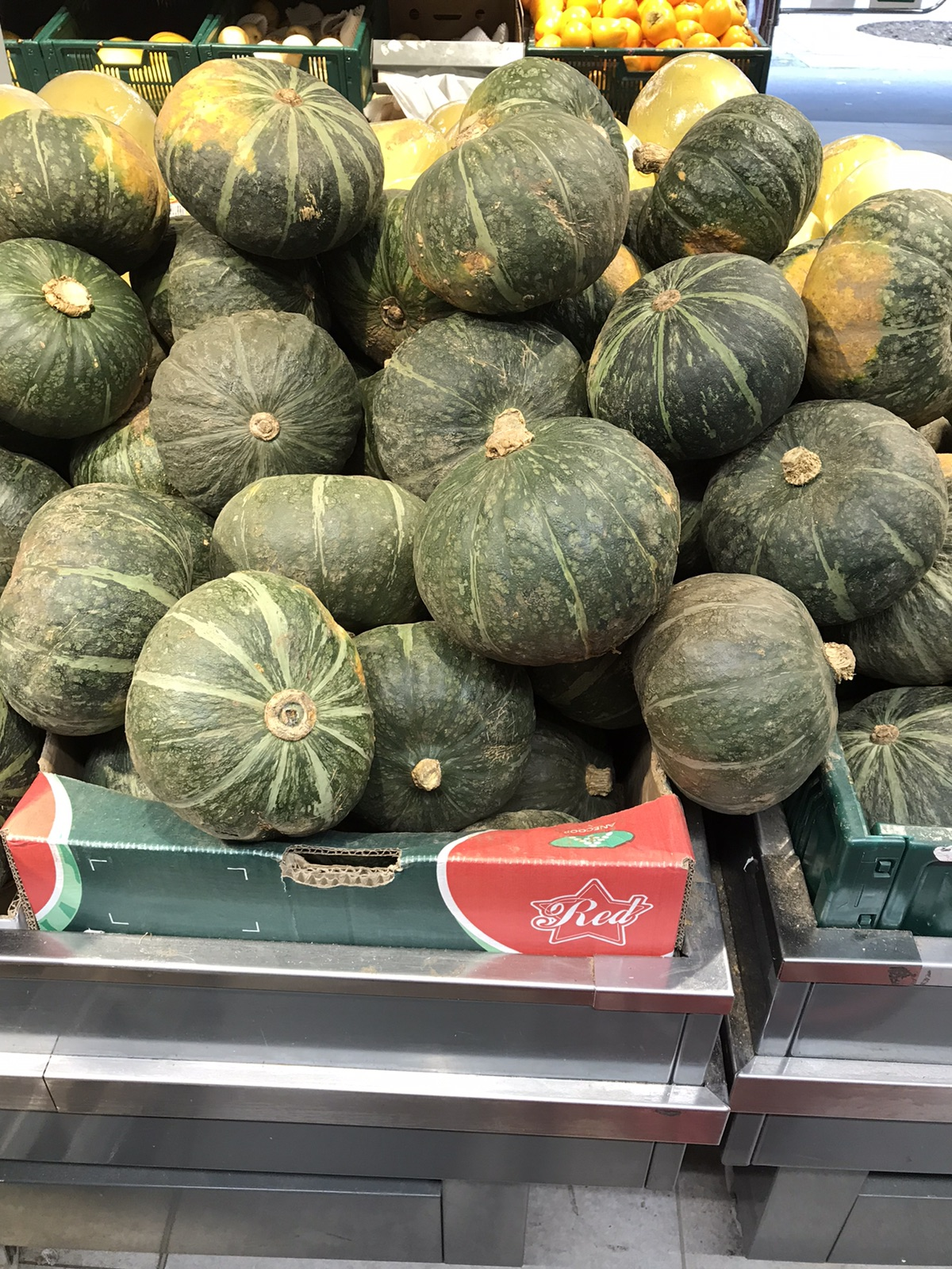 超好吃的南瓜