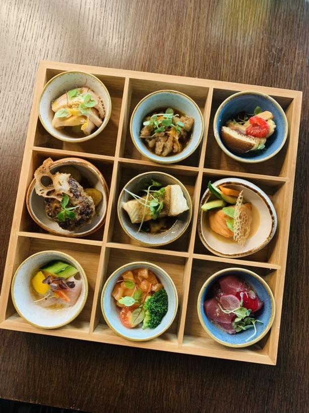 巴黎美食 6区  日本chef的美食哲学