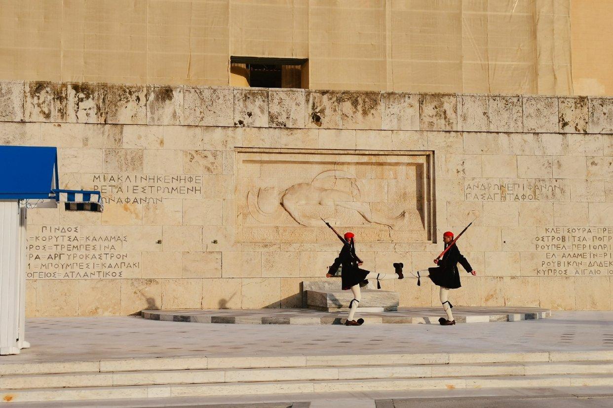 希腊旅行🇬🇷Day3 - 希腊外城