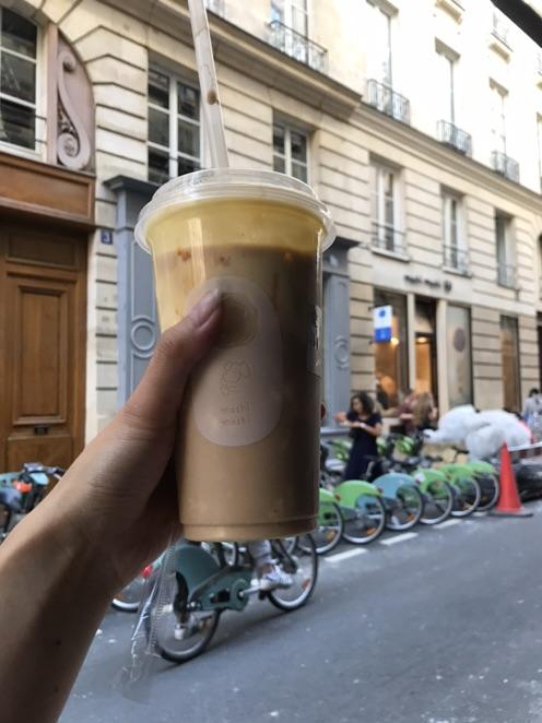 周末在巴黎
