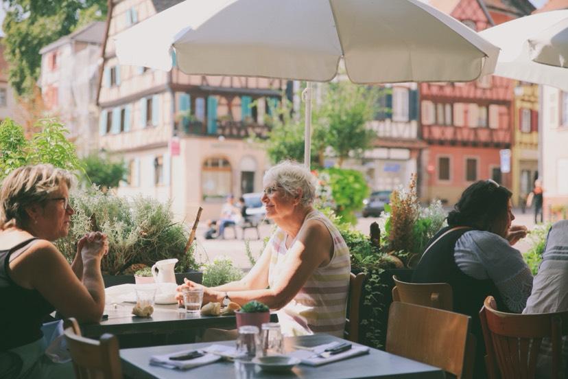 中餐厅打卡🏠味道一言难尽...科尔马旅行分享