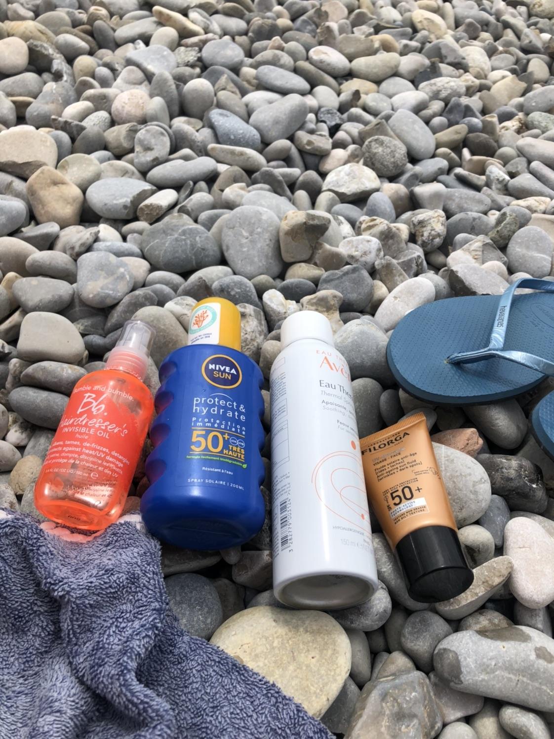 【夏天啦】海滩必备好物
