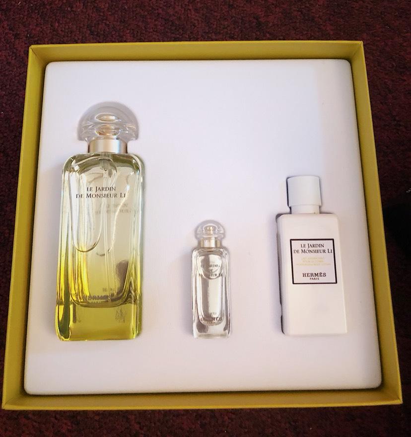 爱马仕李先生的花园🌸香水套盒 真爱