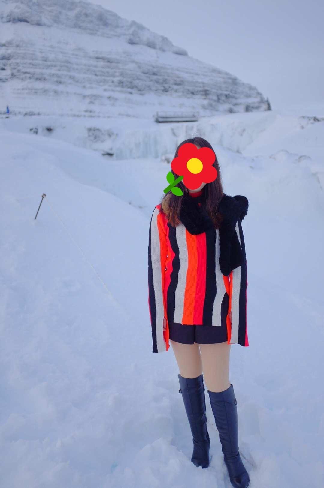 OOTD 0110 前年今日冰岛🇮🇸look