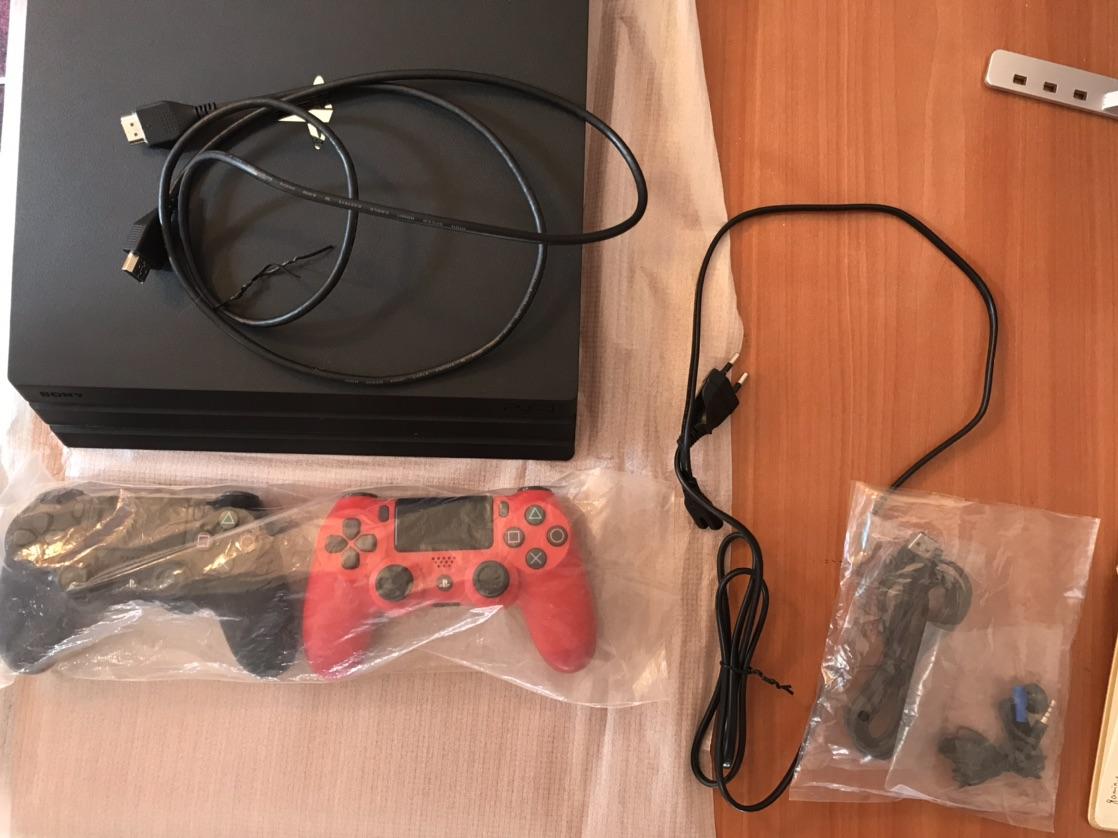 闲在家,总得有点娱乐【PS4 Pro 1T】