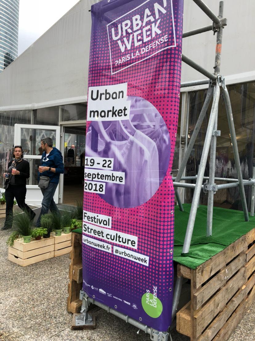 分享一下la defense 的 urban market