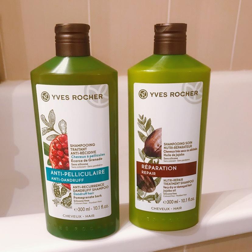 Yves Rocher洗发水,表白一分钱!!!
