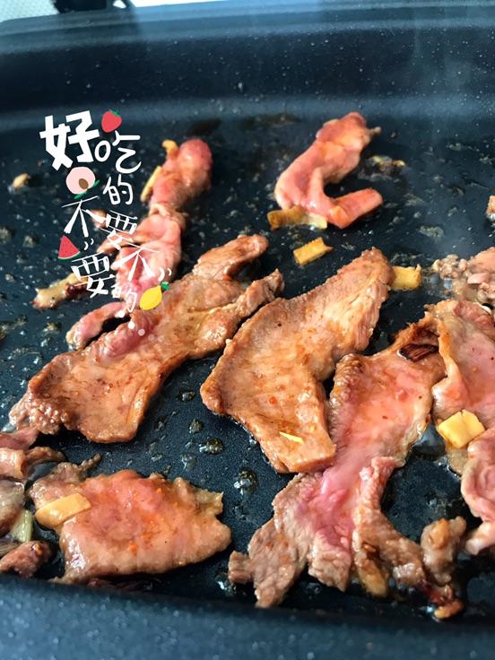 最近迷上烤牛舌🐂和口水鸡🐔