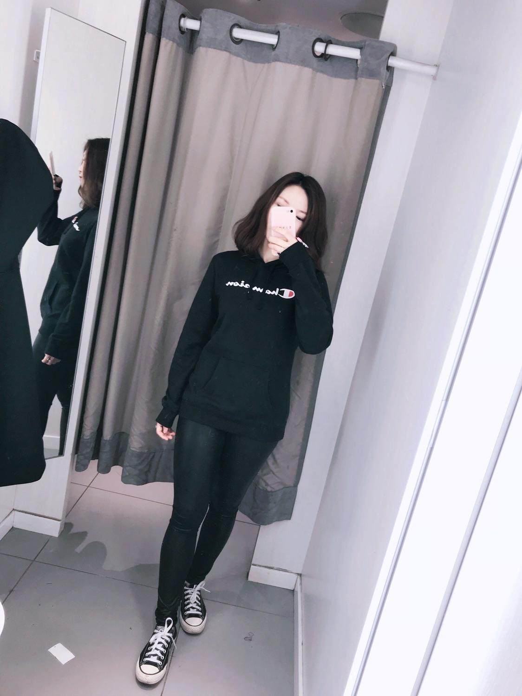 ASOS买的衣服 蹭别人家的试衣间😂