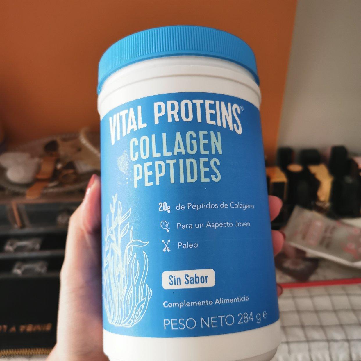 Vital Proteins护关节水光肌小蓝罐