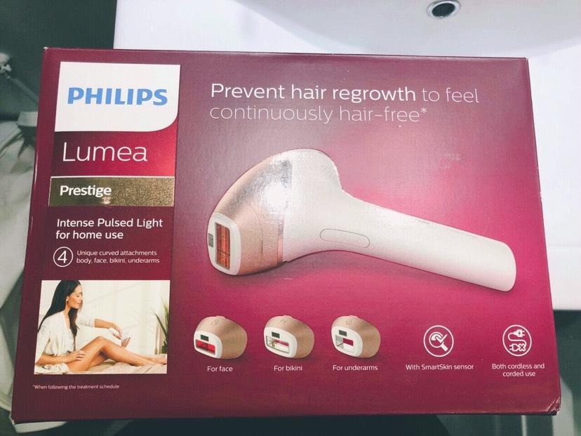 Philips Lumea 脱毛仪