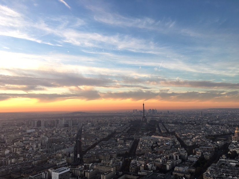 Montparnasse观光