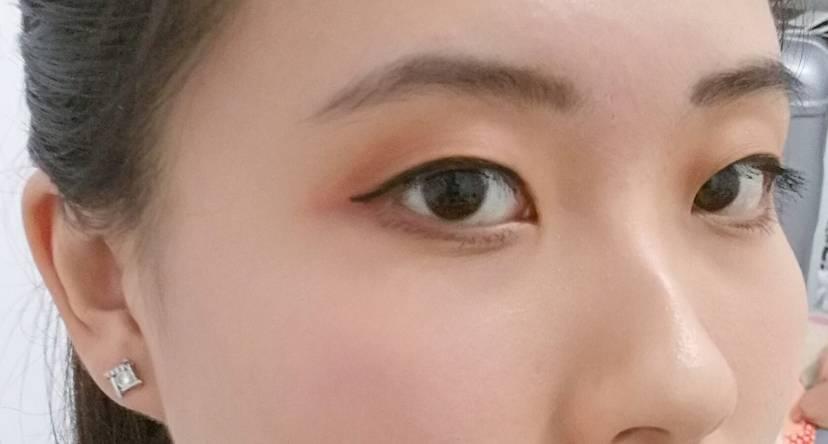 kiko夏日限量眼影试妆