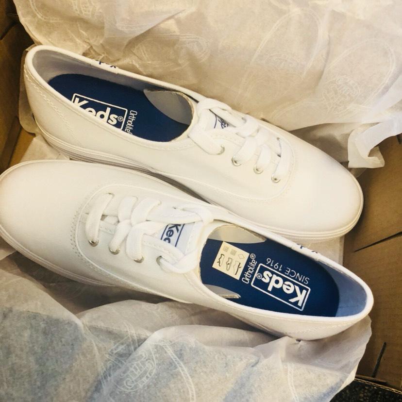 Keds小白鞋