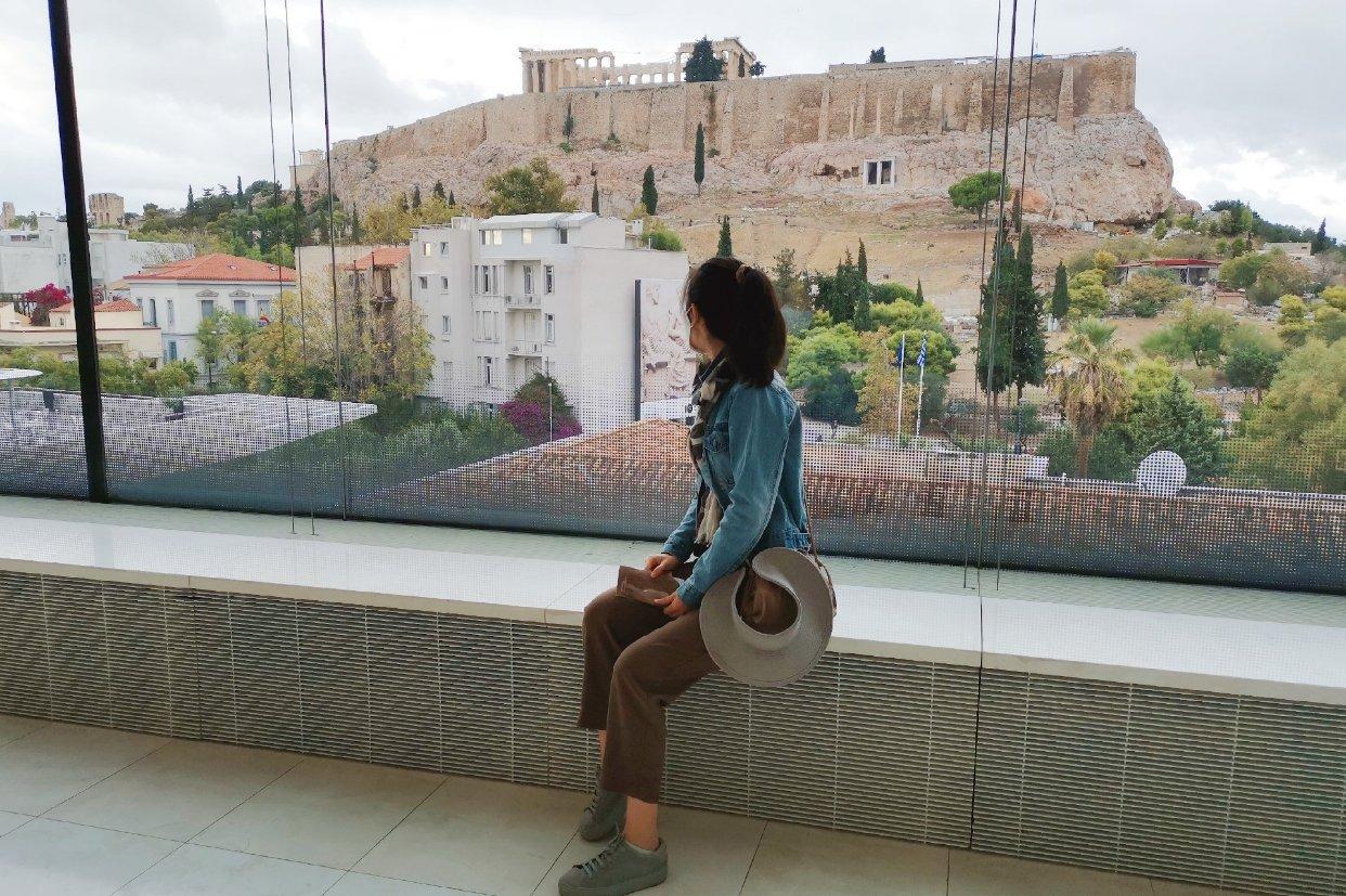 希腊旅行🇬🇷Day4 - 雅典卫城博物馆