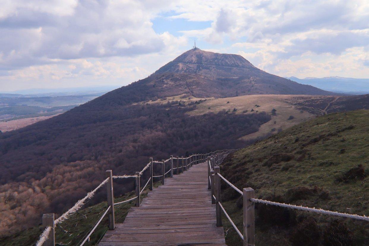 Puy de Pariou一日徒步