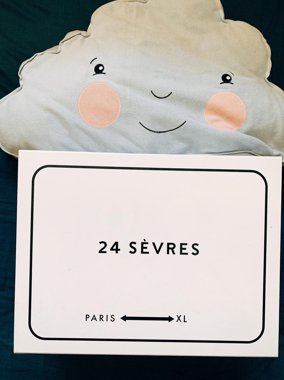 24 Sevres 网购的最佳体验🌟超精致包装