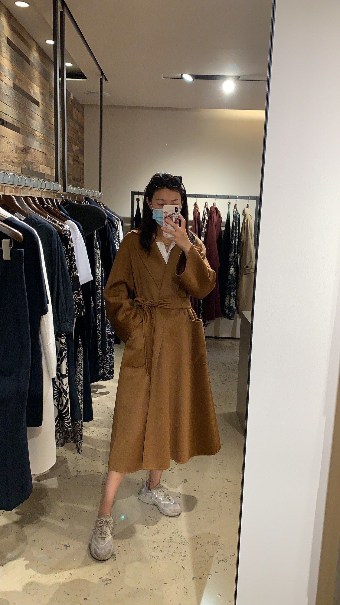 Maxmara大衣真好看