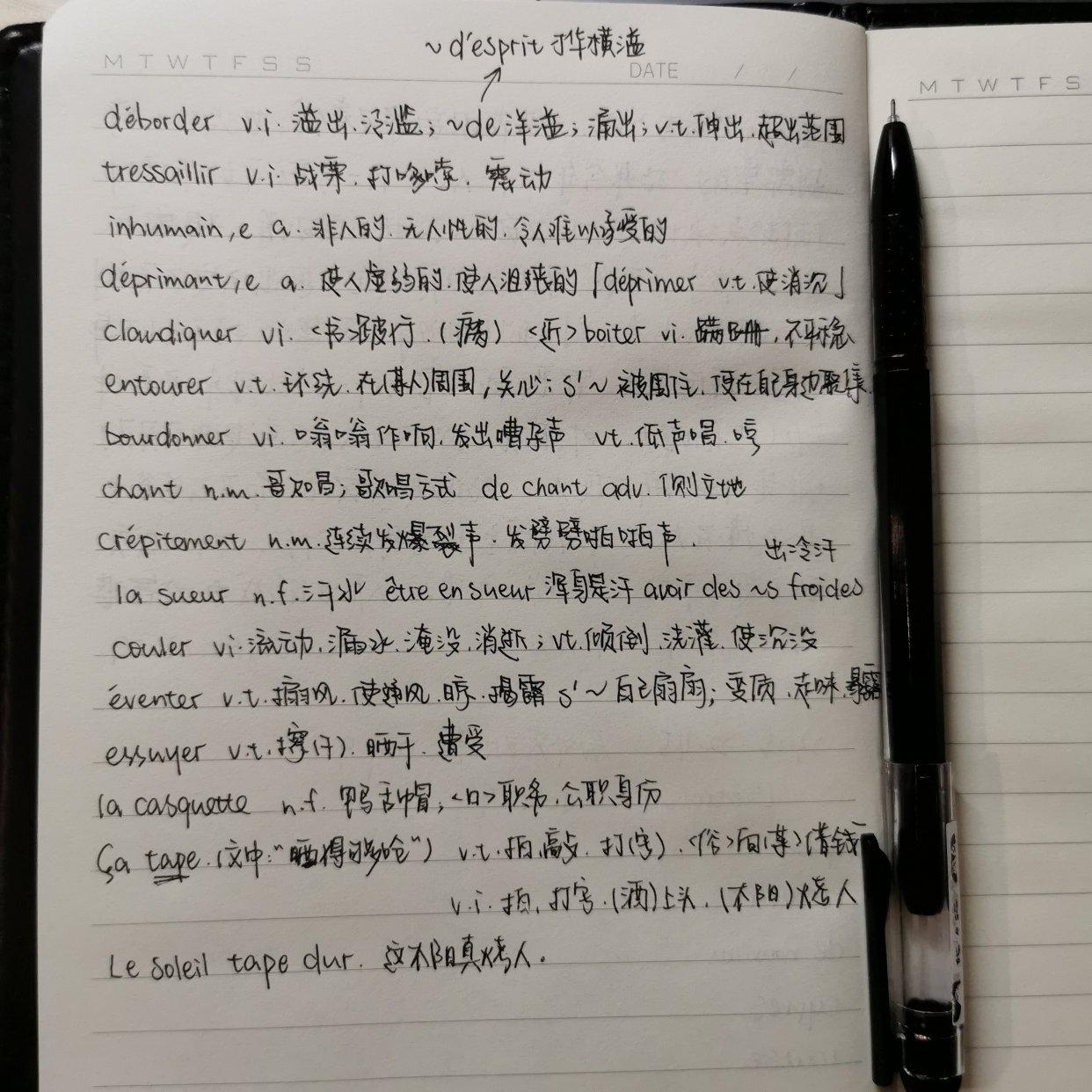 学习打卡:Day12