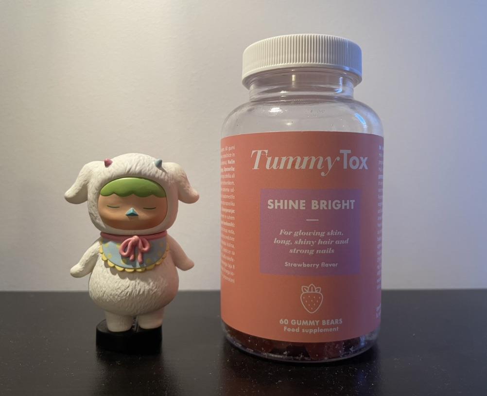 近日好物分享& Tummy Tox小熊🐻软糖