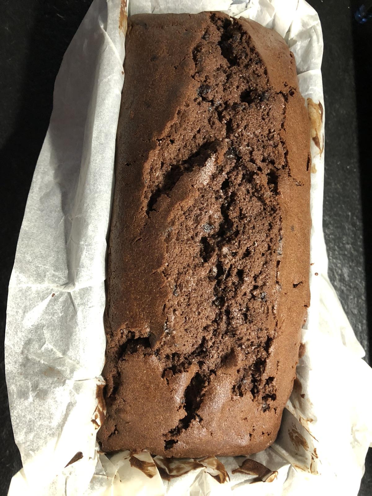 快手巧克力蛋糕