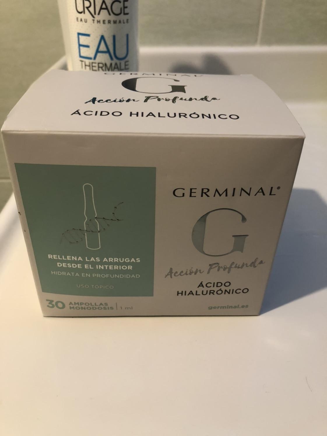 拔草和吐槽西班牙Germinal玻尿酸安瓶