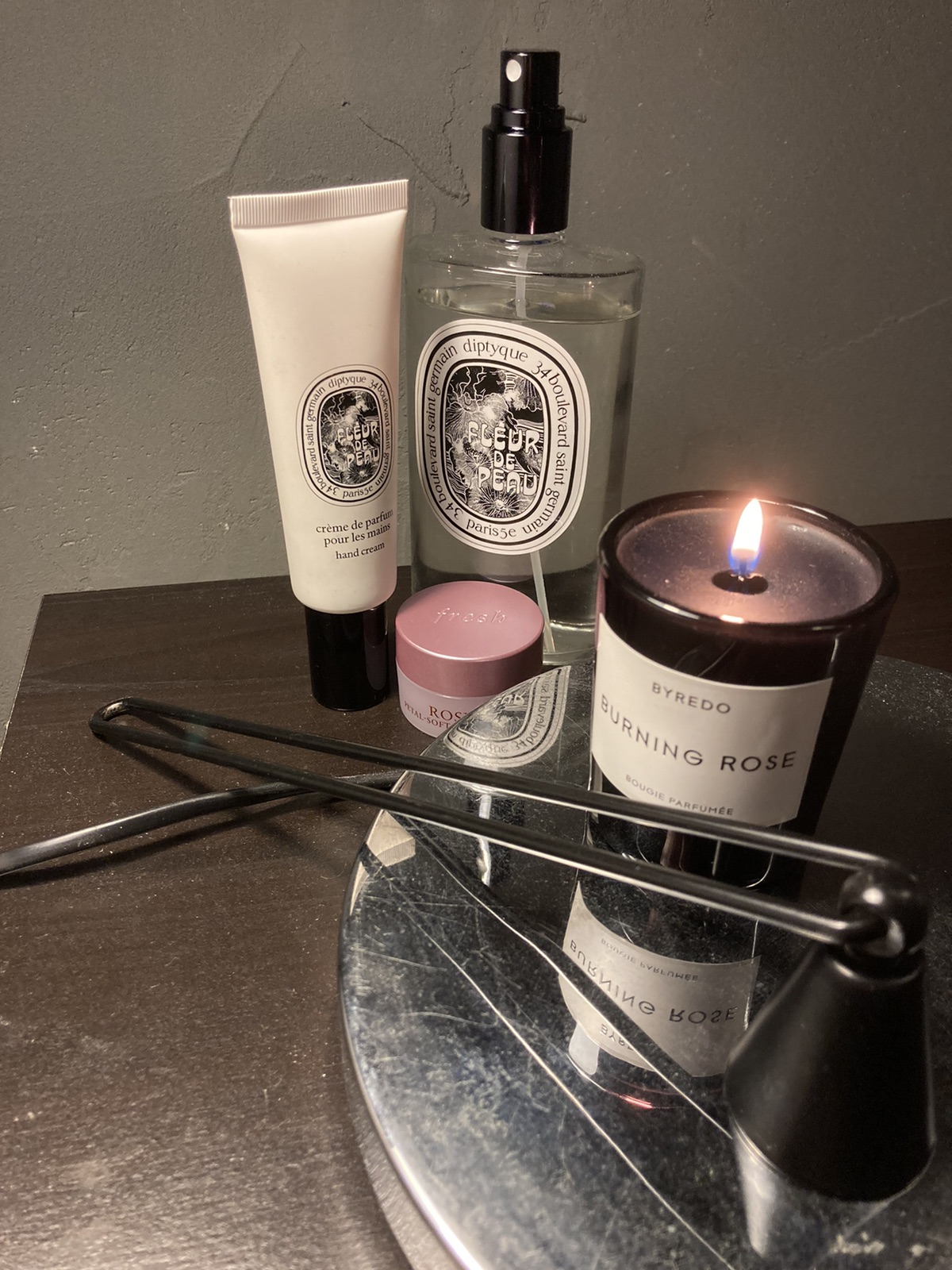 🕯️宜家灭烛器+DIY蜡烛燃烧盖