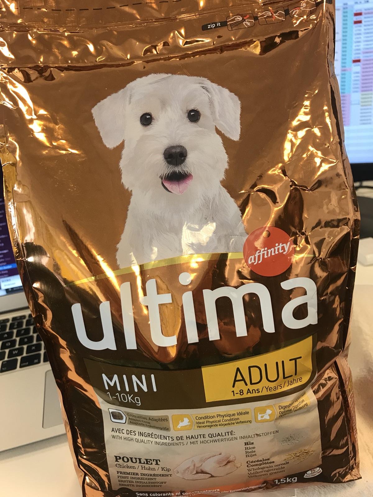 推荐高性价比狗粮Ultima!还有针对不同品种的哟!