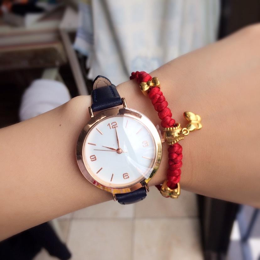 其实买美颈霜就是为了手表啊!😍