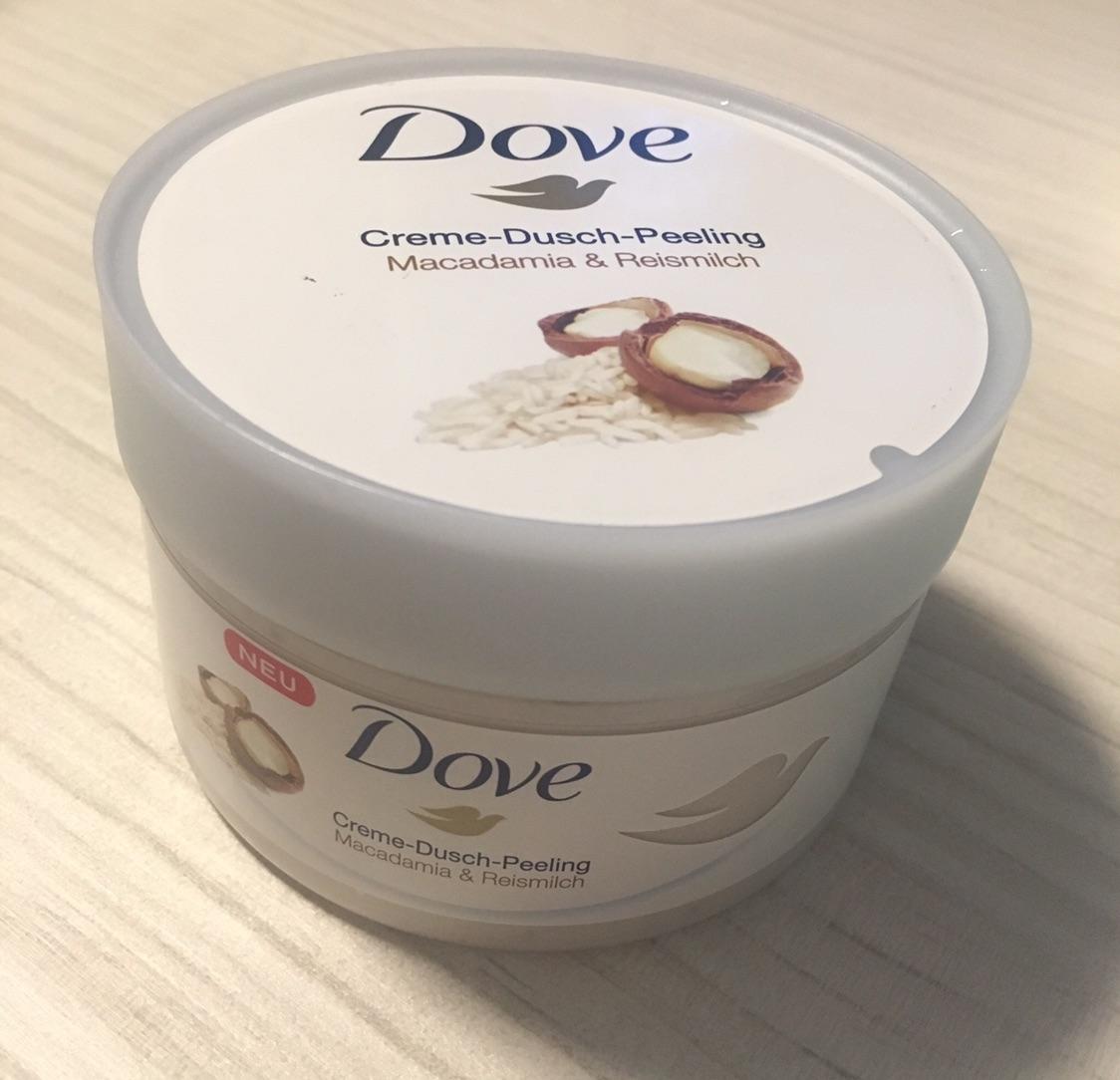 强推Dove多芬这款磨砂膏,让人有想吃的冲动!