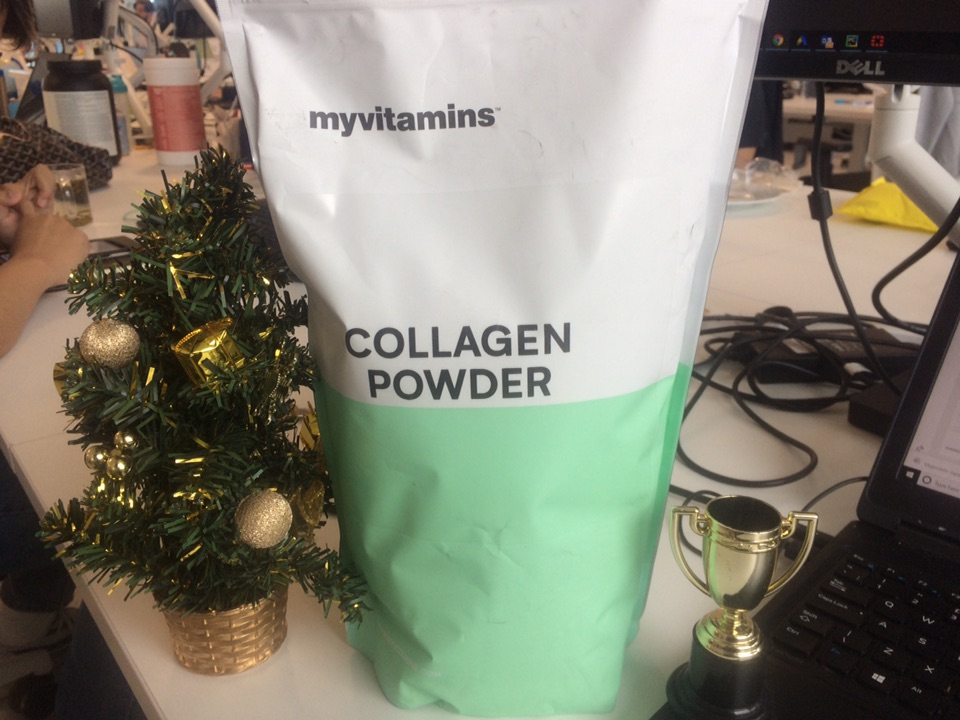 Myvitamins无味胶原蛋白粉超级推荐