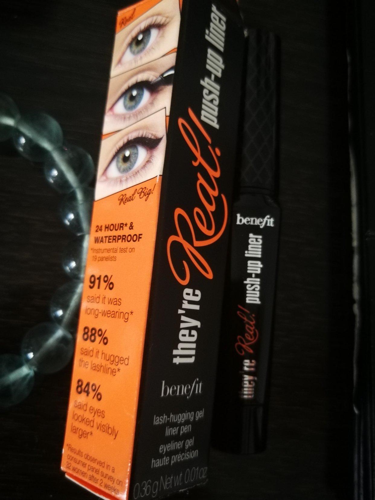 丝芙兰在售benefit眼线胶笔踩雷!