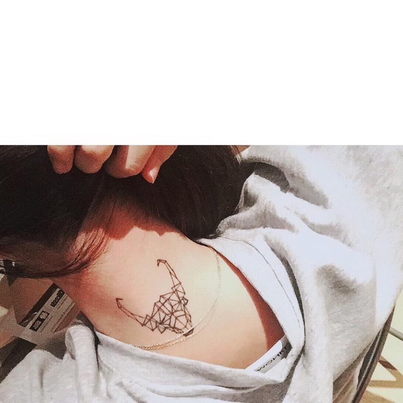 悄悄晒一波tattoo 有啥要问的可以问哦~