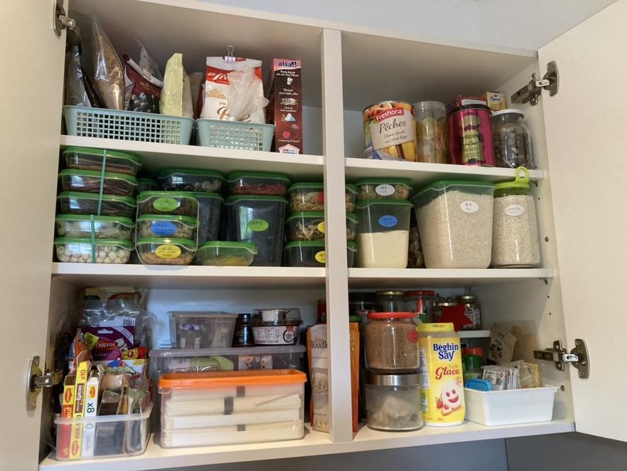 厨房整理大作战!