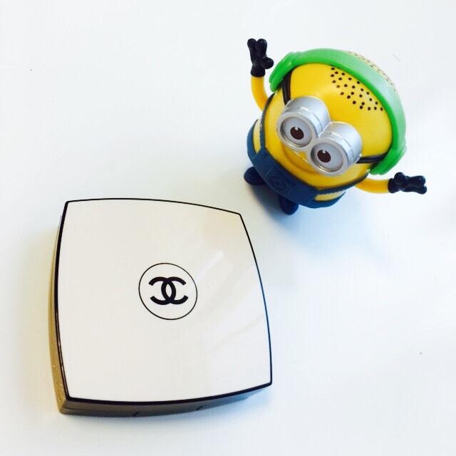Chanel粉饼17年新款
