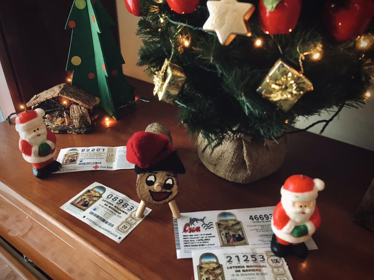 圣诞彩票大家都买好了吗?