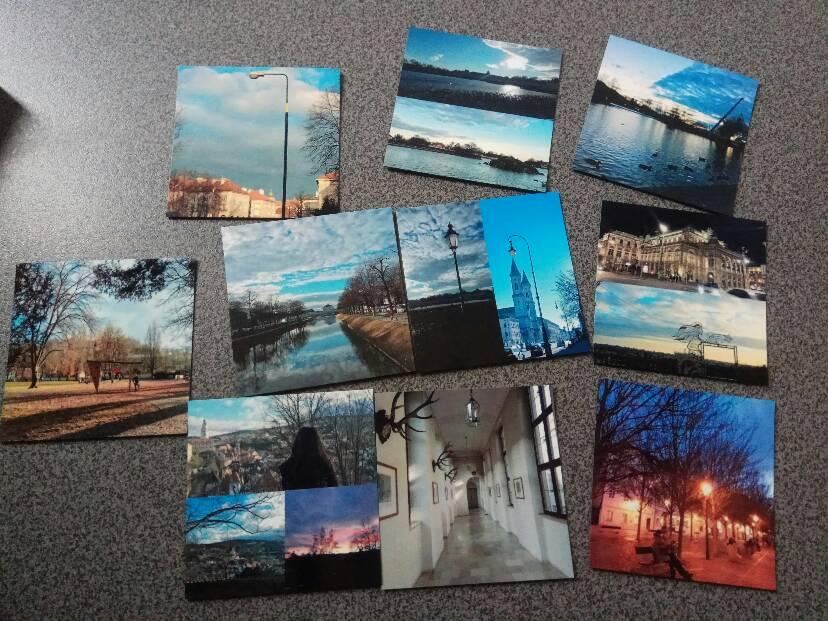 photoweb活动收到的照片贴