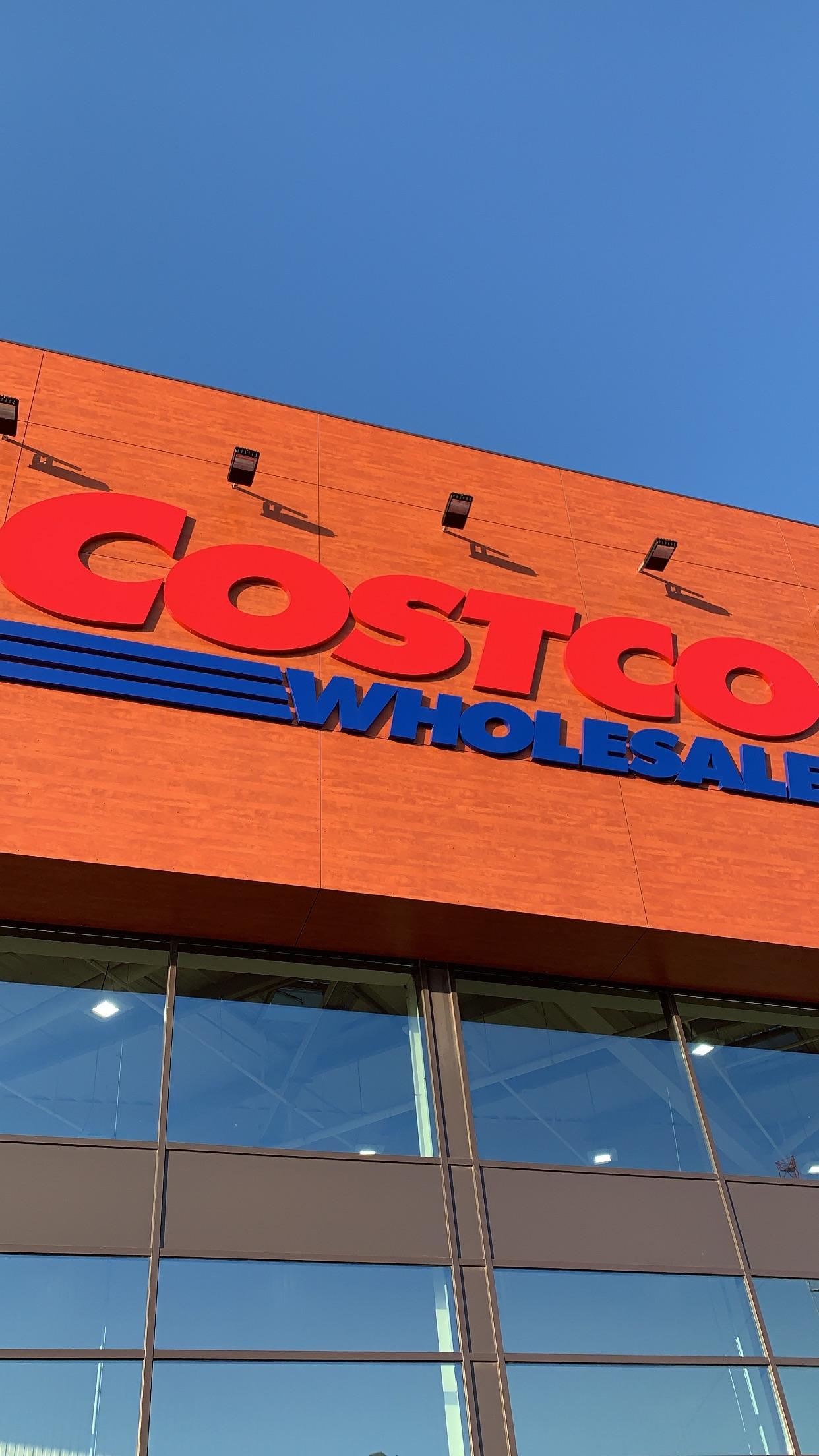 法国Costco好市多购物体验~~