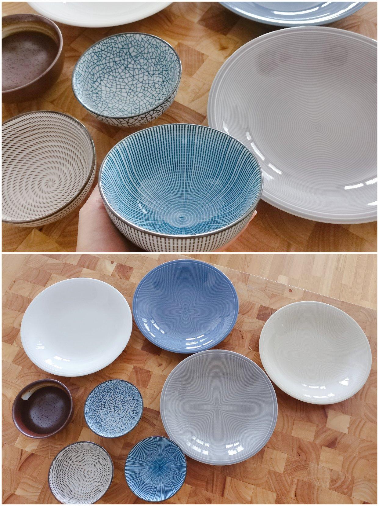 第一次在Aliexpress下单,入手四只瓷碗🍚