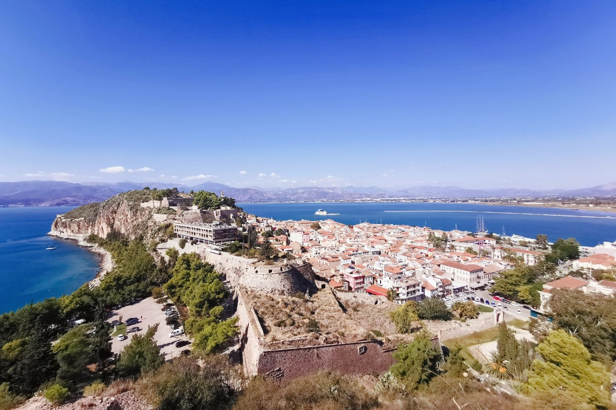 希腊旅行🇬🇷Day5 - 浪漫新城Nafplio