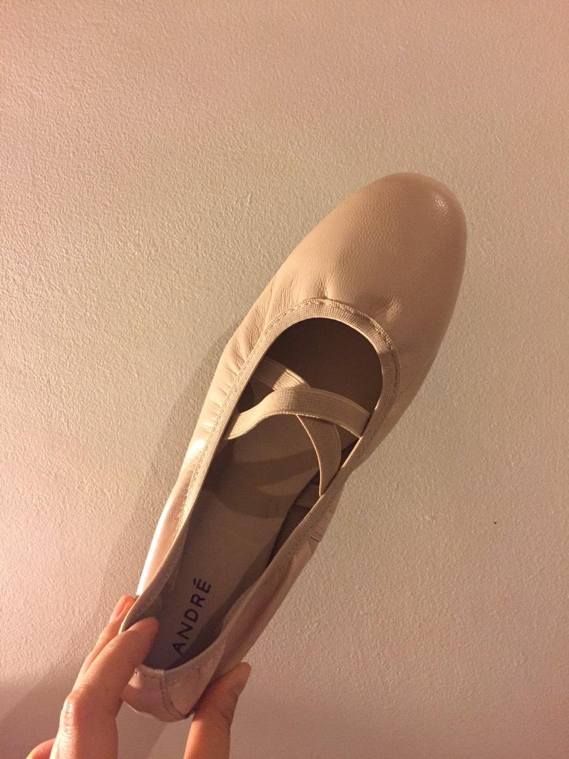 这是一双打完折14欧的鞋