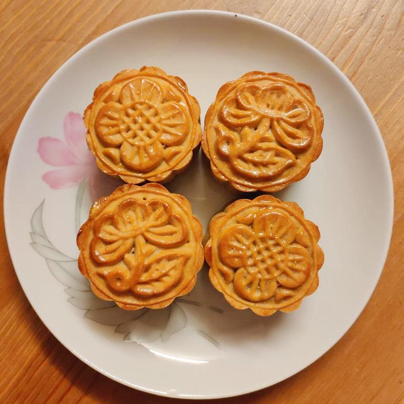 【吃货手作】中秋佳品 - 广式月饼