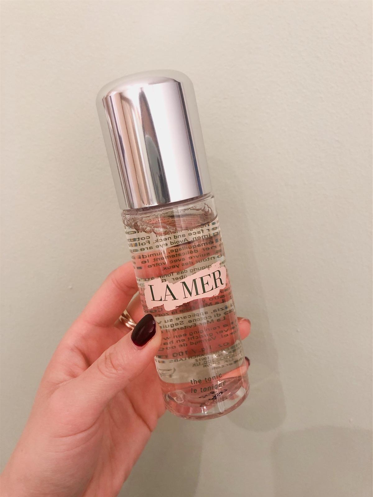 新年换新水!又一个开瓶就爱上:La Mer焕肤水