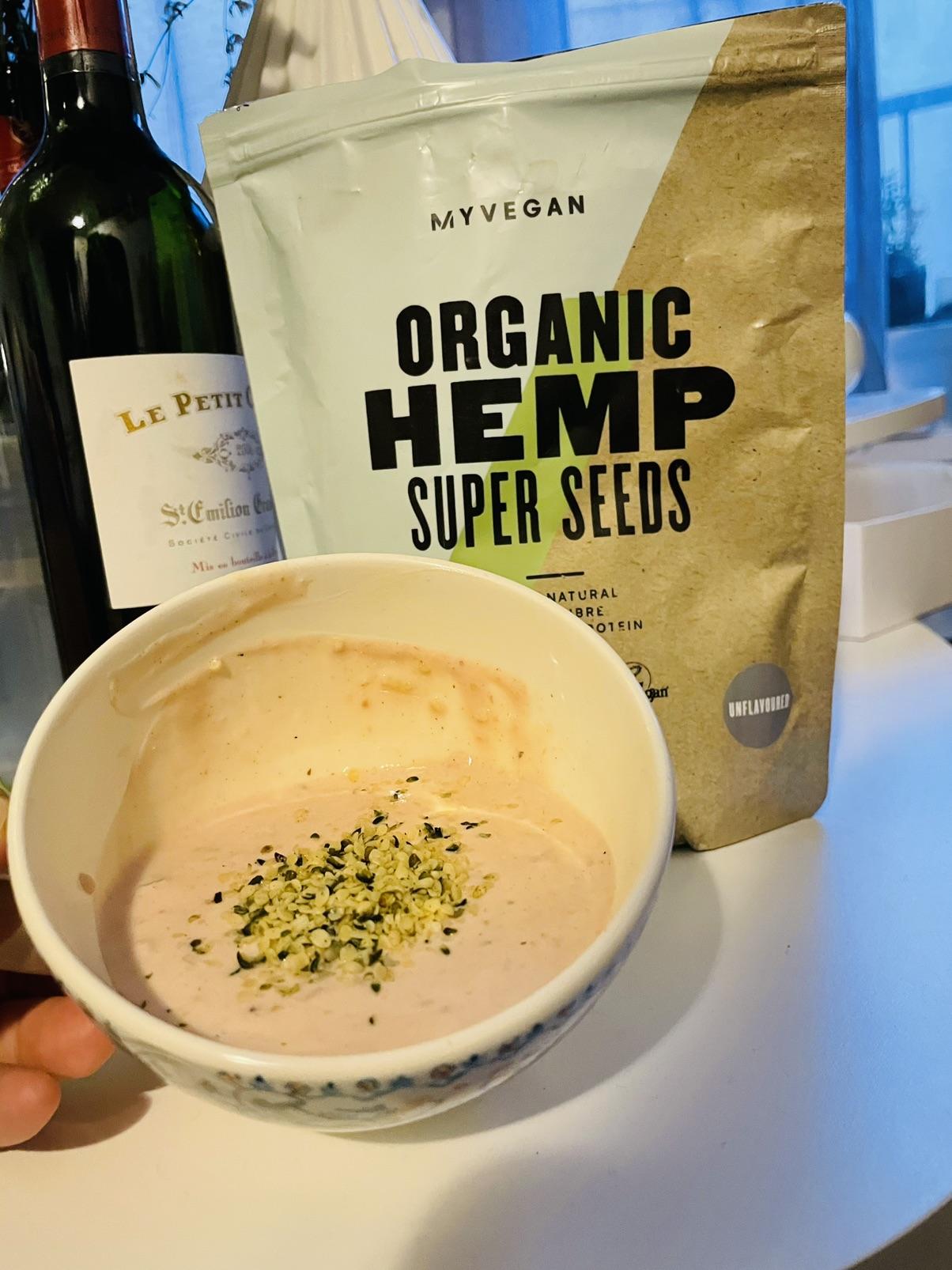 【好物分享】Hemp seeds亚麻籽