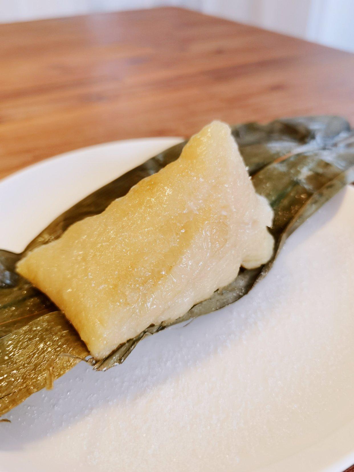 白米粽才是我的最爱!
