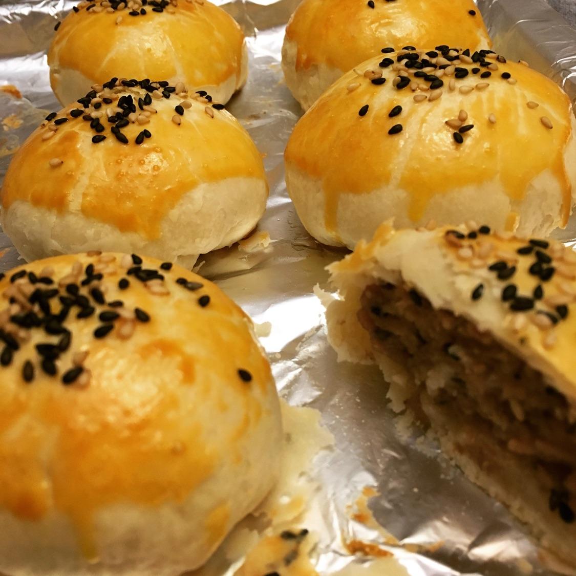 中秋节怎么能没有鲜肉月饼