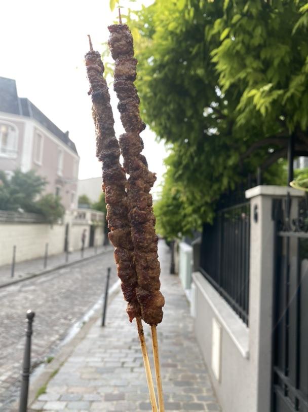 巴黎羊肉串去哪里买