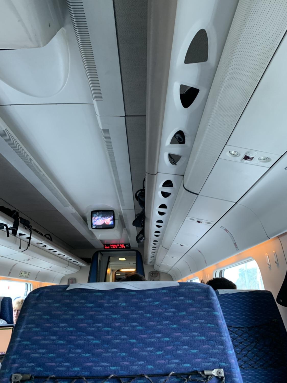 🇵🇹葡萄牙火车 宽敞舒适有免费wifi!